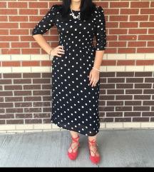 H&M haljina tufne