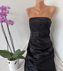 ORSAY top elegantna haljina sa cipkom vel M