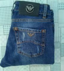 Armani Jeans nove farmerke XS