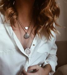 Iluro unikatna ogrlica u boho stilu