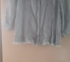 Maslinasta bluza
