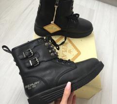 REPLAY original cizme sa etiketom - NOVO
