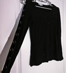 Amisu crna majica