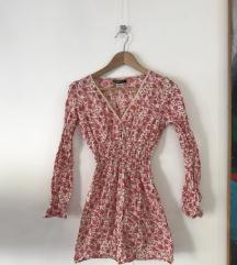 Haljina/tunika cvetni print