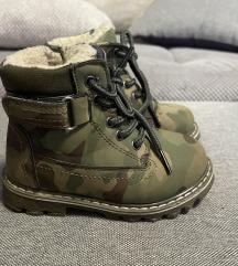 Zimske cizme za decaka