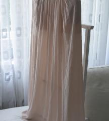 Zara maxi suknja