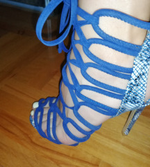 Sandale plave 39\nove snižene