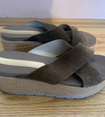 Kozne Antonela Rosi papuce br 41 Kao Nove 1200