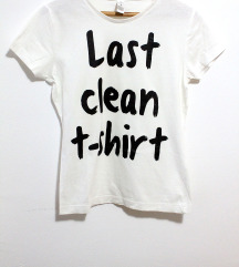Poslednja cista majica