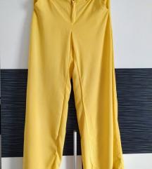 Nove Mango zute pantalone