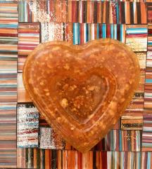 Handmade sapun sa narandzom Srce