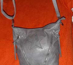 Siva torba - NOVO