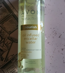Micelarna voda sa infuzionim uljem