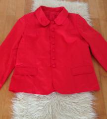 KIRSTEN crveni sako-jakna 44vel