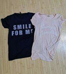 Stradivarius i H&M majice