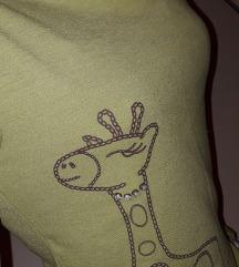 Majica na rukave