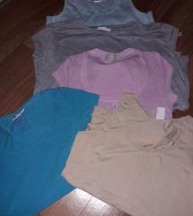Lot- majice na kratke rukave M