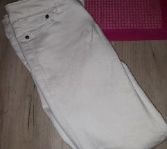 Bele pantalone 7/8