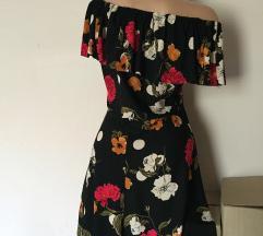 Univerzalna offshoulder haljina