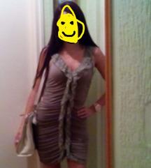 Lagana haljinica sa volancicima :)