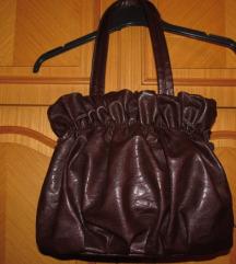 Dimitrije braon damska torba