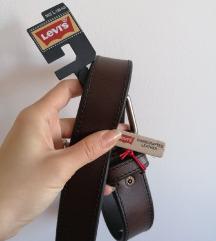 Levi's muski kozni kais original sa etiketom 38