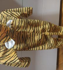 Pidzama tigar za malisane