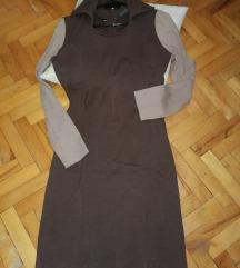 Deblja pamucna haljina SNIZENJE