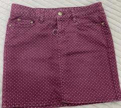 HM suknja-kao nova