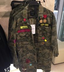 Zara vojnicka jakna