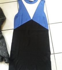 Novo haljina i sako dzemper sa ziperom