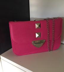 Pink torbica