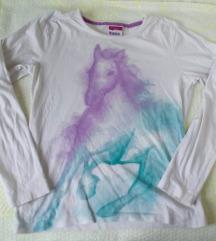 Pamucna majica sa konjem