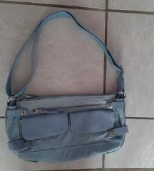 plava torbica Verde