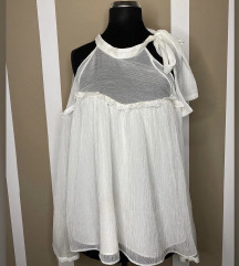 Zara bluza bez ramena