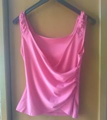 Intezivno pink boje majica-ne guzva se