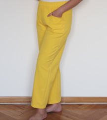 Lagane Zute Pantalone