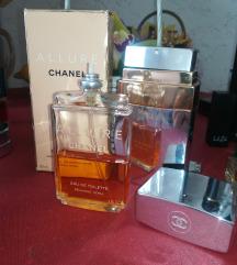 Allure Chanel edt refill 60 ml original