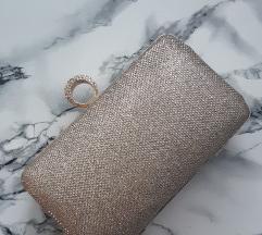 Šljokičava torbica za svečane prilike