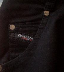 Diesel crna suknja