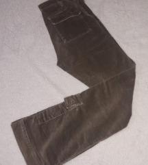 Pantalone od sitnog somota S-M