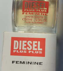 Diesel plus plus 50ml