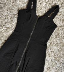 H&M | crna haljina