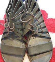 Women secret nove gumene sandale. Br. 37, ug. 23.5