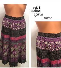Sarena suknja