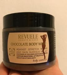 Krema za korekciju konture tela na bazi čokolade