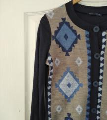 Kardigan-džemperić