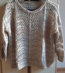 Rupičasti džemper