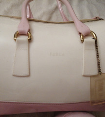 Furla Candy Bag baby pink