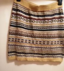 Suknja H&M 38